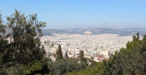In the Shadow of the Acropolis